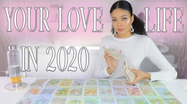 ⭐️(PICK A CARD)🔮YOUR LOVE LIFE IN 2020 (Single's)💕🔮PSYCHIC READING⭐️