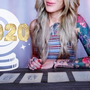 What's Coming for YOU in 2020?🎉PICK A CARD🌜Psychic Prediction🌛