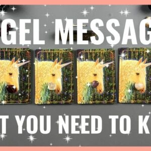 PICK A CARD TAROT - What Is My Guardian Angel Trying To Tell Me? (You Need To Know This NOW!)