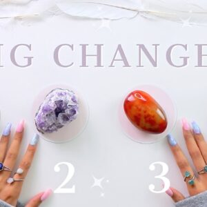 🔮The Next Big, Unexpected Changes Coming For You! 🤩💕💡(PICK A CARD)✨Tarot Reading✨