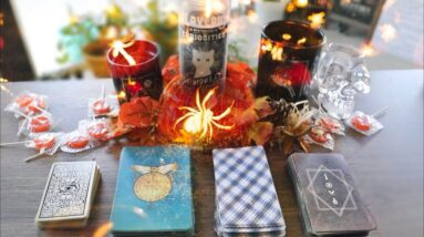 🎃🍂Whats Coming to You this Fall? ☾PICK A CARD☽🔮☾Spooky Edition🕸