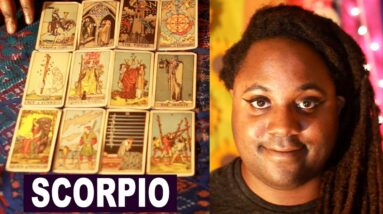 SCORPIO: OCTOBER, NOVEMBER, DECEMBER 2020 PSYCHIC TAROT READING [LAMARR TOWNSEND TAROT]