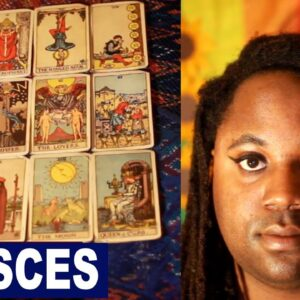 PISCES: OCTOBER, NOVEMBER, DECEMBER 2020 PSYCHIC TAROT READING [LAMARR TOWNSEND TAROT]