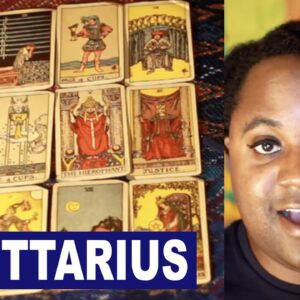 SAGITTARIUS: OCTOBER, NOVEMBER, DECEMBER 2020 PSYCHIC TAROT READING [LAMARR TOWNSEND TAROT]