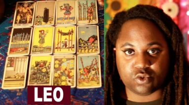 LEO: OCTOBER, NOVEMBER, DECEMBER 2020 PSYCHIC TAROT READING [LAMARR TOWNSEND TAROT]