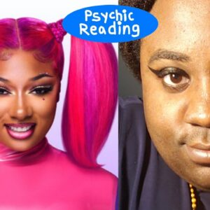 MEGAN THEE STALLION PSYCHIC READING [LAMARR TOWNSEND TAROT] [INSTAGRAM LIVESTREAM]