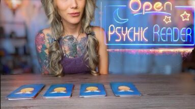 What's Coming for You NOV. 2019?🔮PICK A CARD⭐️Psychic Prediction🌙