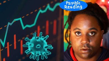 THE VIRUS AND THE ECONOMY PSYCHIC READING [LAMARR TOWNSEND TAROT] [TWITCH LIVESTREAM]
