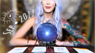 What's Coming for You SEP 2019?👁PICK A CARD-Psychic Reading🌟