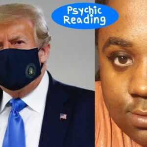 DONALD TRUMP AND THE VIRUS UPDATE PSYCHIC READING [LAMARR TOWNSEND TAROT]