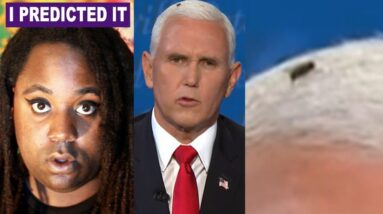 I PREDICTED IT ONE WEEK AGO: MIKE PENCE HAS A FLUB DURING DEBATE! [LAMARR TOWNSEND TAROT]