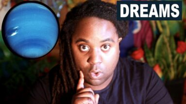 DREAM INTERPRETATION EXPLAINED: HOW I PREDICT THINGS IN MY DREAMS [LAMARR TOWNSEND TAROT]