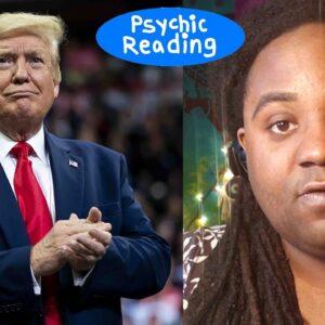 DONALD TRUMP NOVEMBER 2020 PSYCHIC READING [LAMARR TOWNSEND TAROT] [INSTAGRAM LIVESTREAM]