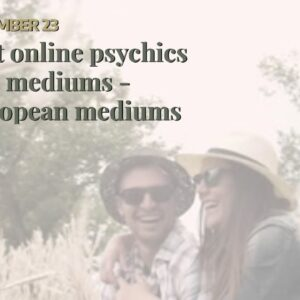 best online psychics and mediums - European mediums