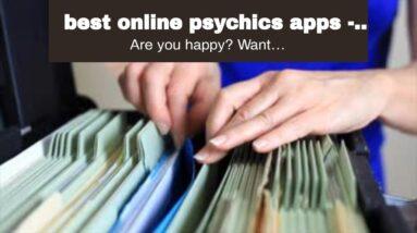 best online psychics apps - Australian psychic medium
