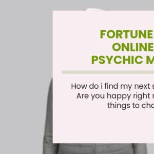 fortune teller online - best psychic medium
