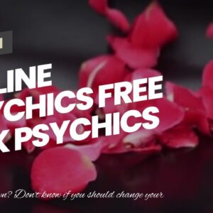 online psychics free - UK psychics