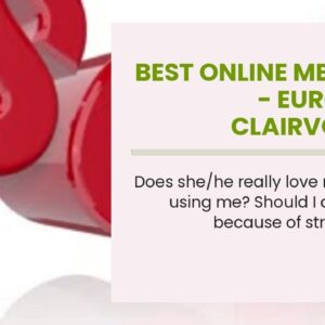 best online mediums - European clairvoyant