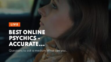 best online psychics - accurate clairvoyant crystals