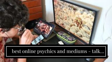 best online psychics and mediums - talk to a clairvoyant medium