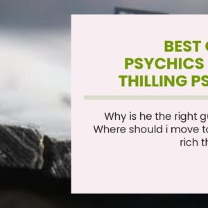 best online psychics apps - thilling psychic