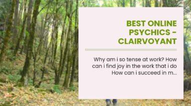 Best Online Psychics -  clairvoyant medium