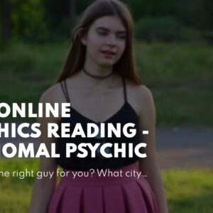 best online psychics reading - phenomal psychic