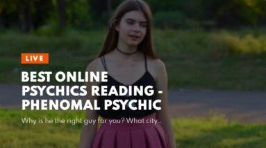 best online psychics reading - phenomal psychic