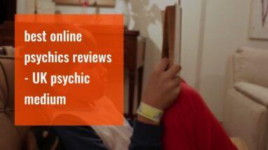 best online psychics reviews - UK psychic medium