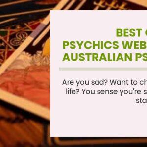 best online psychics websites - Australian psychic clairvoyant