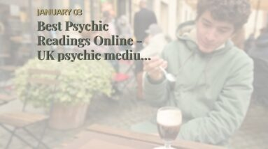 Best Psychic Readings Online - UK psychic medium online