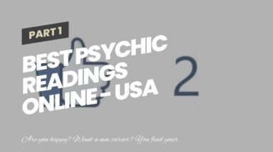 Best Psychic Readings Online - USA mediums