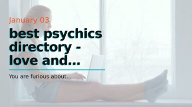 best psychics directory - love and partnership