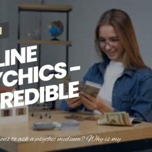 Online Psychics - incredible clairvoyant future predictions