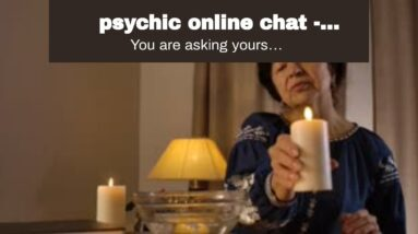 psychic online chat - Canadian mediums online