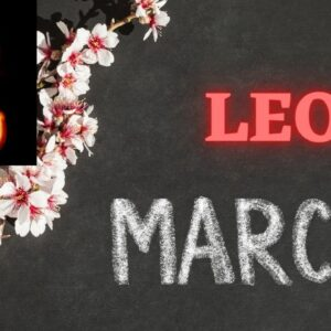 LEO March 2021 Tarot Reading | STANDING UP & SHOWING OUT! | #LeoMarch2021 #LeoMarchTarot