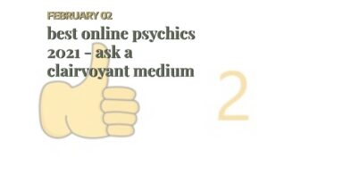 best online psychics 2021 - ask a clairvoyant medium