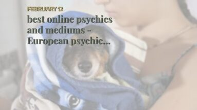 best online psychics and mediums - European psychic medium online