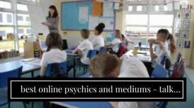 best online psychics and mediums - talk to a clairvoyant medium for free