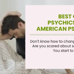 best online psychics app - American psychic medium online