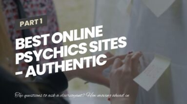 best online psychics sites - authentic clairvoyant free readings online