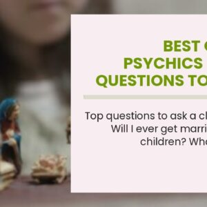 best online psychics sites - questions to ask a clairvoyant medium