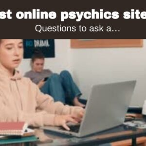 best online psychics sites - talk to a clairvoyant medium