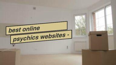 best online psychics websites - honest clairvoyant mediums