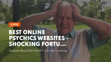 best online psychics websites - shocking fortune teller online
