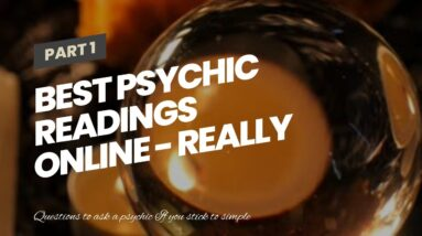 Best Psychic Readings Online - really amazing clairvoyant chat room