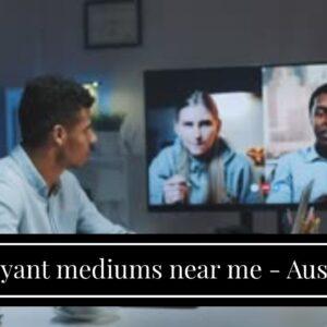 clairvoyant mediums near me - Australian mediums online