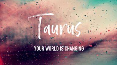 TAURUS 🔮 Your World Is Changing 🔮 Timeless Tarot Reading