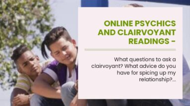 online psychics and clairvoyant readings - incredible clairvoyant readers