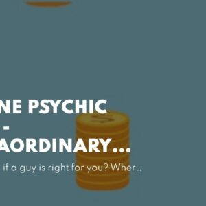 Online Psychic Chat - extraordinary fortune tellers